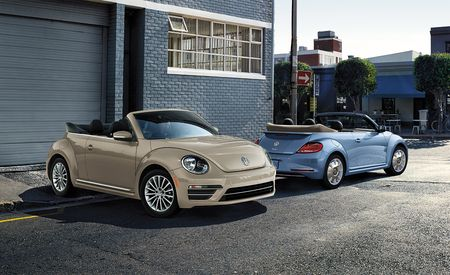 VW Sends Off the Beetle with Final Edition Coupes and Convertibles