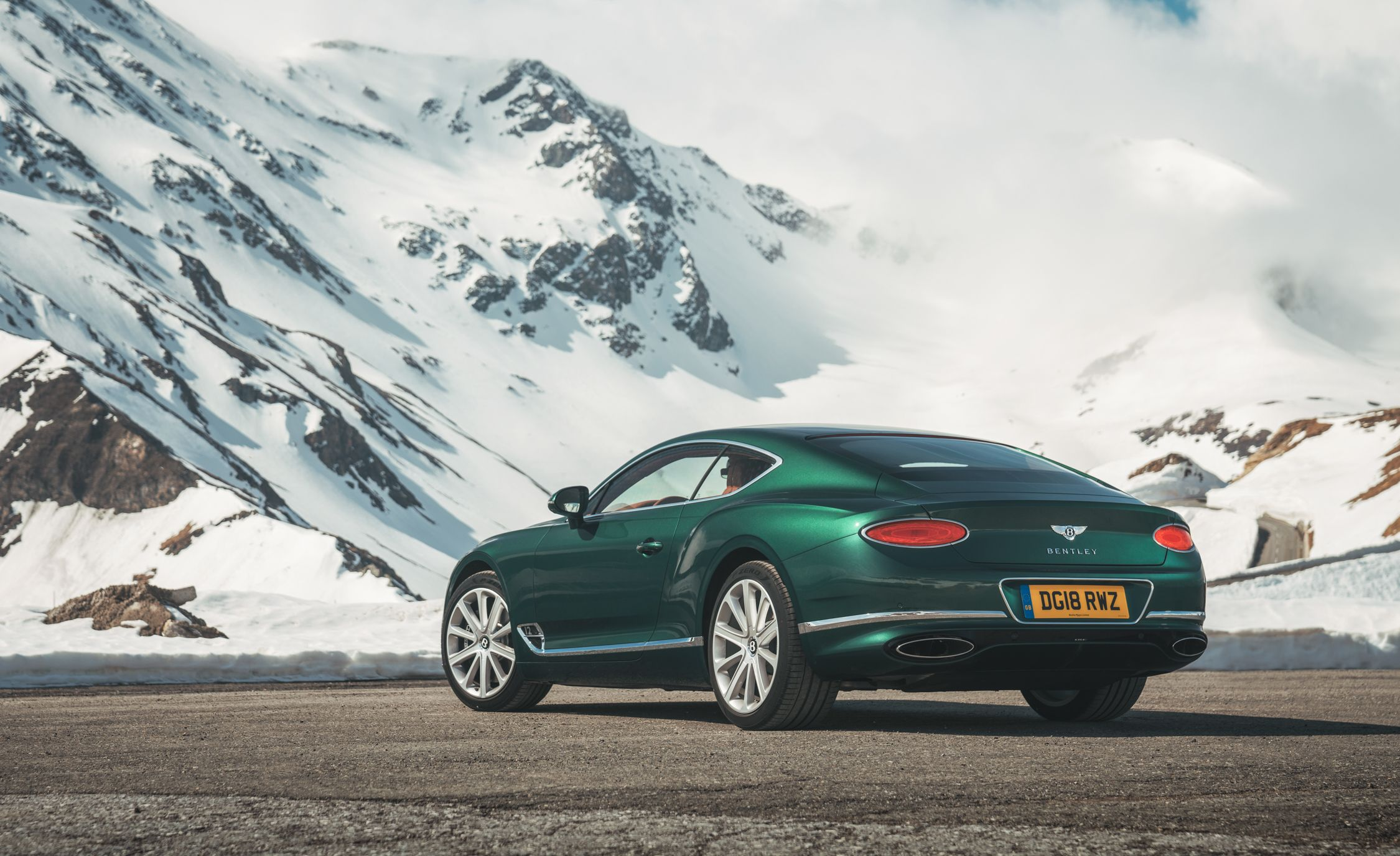2020 Bentley Continental GT Reviews | Bentley Continental GT