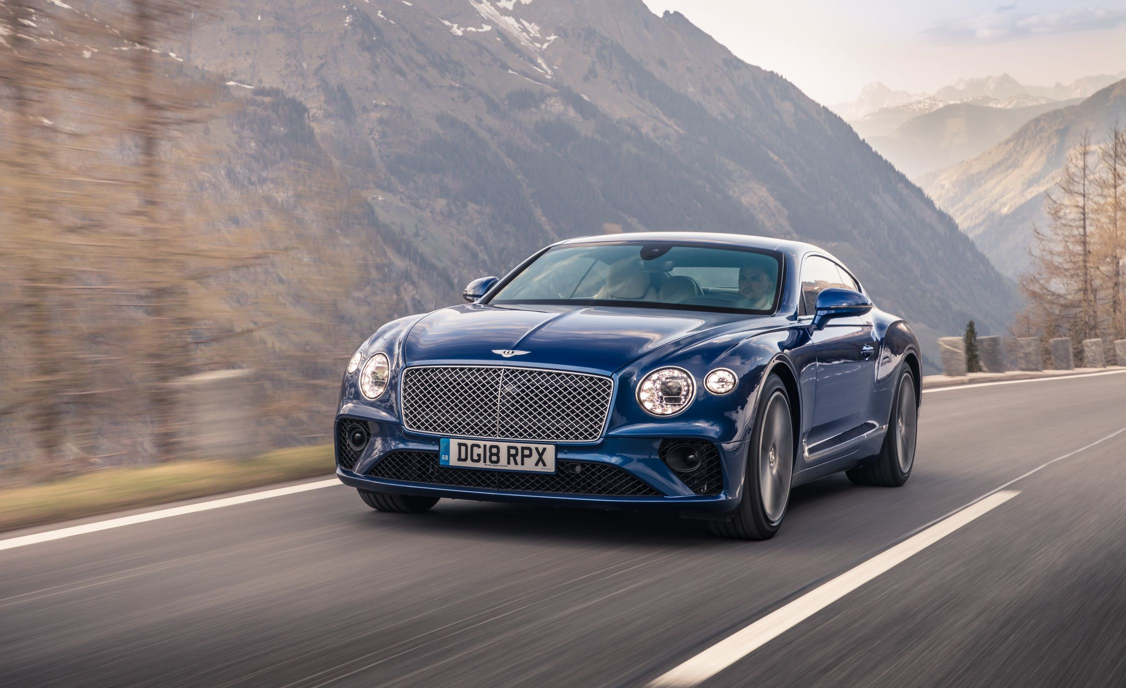 2020 Bentley Continental Gt Reviews Price Photos And Specs Car Driver