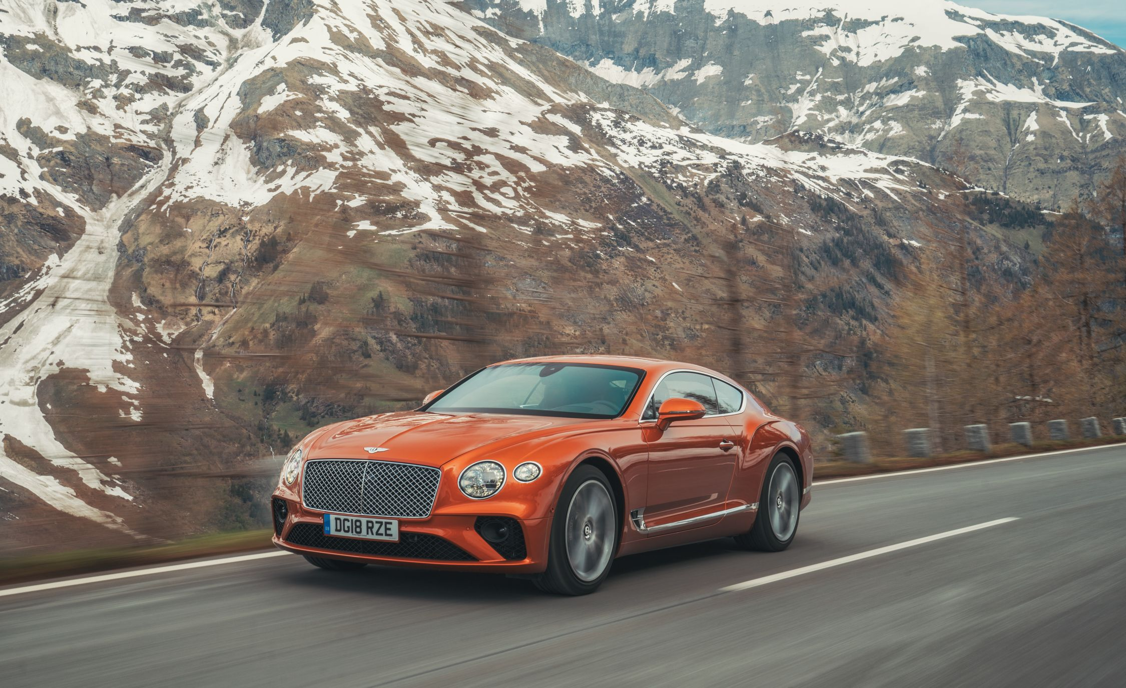 Bentley Continental Gt Reviews Price Photos And Specs Car Driver