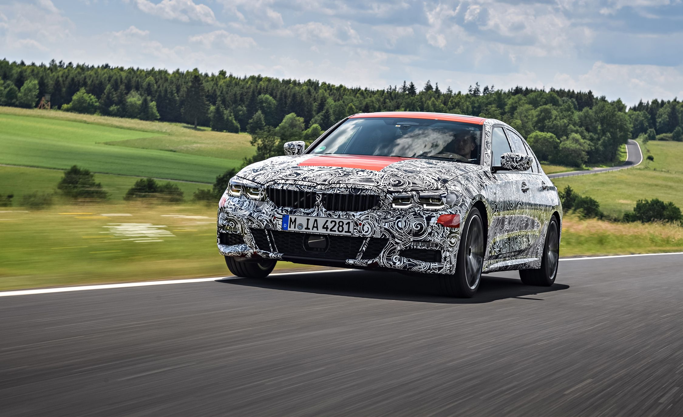The New 2019 Bmw 3 Series Is Poised To Be A Sport Sedan Again