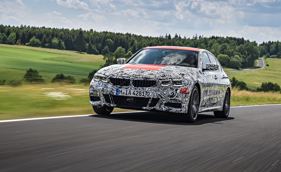 The New 2019 BMW 3-series Is Poised to Be a Sports Sedan Again