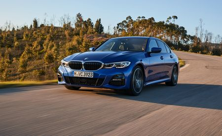 The 2019 BMW 3-series: Back from the Brink