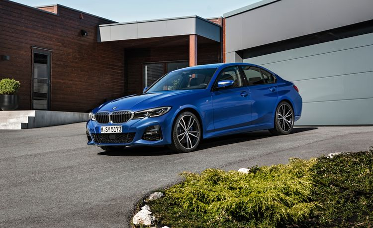 The 2019 BMW 3-series Is Done Resting on Its Laurels