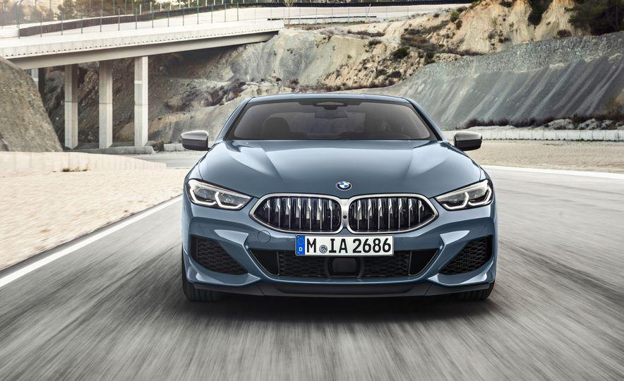 2019 BMW M850i - Slide 1