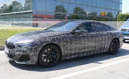 2019 BMW 8-series Gran Coupe Will Be the Bavarians' New Four-Door Flagship