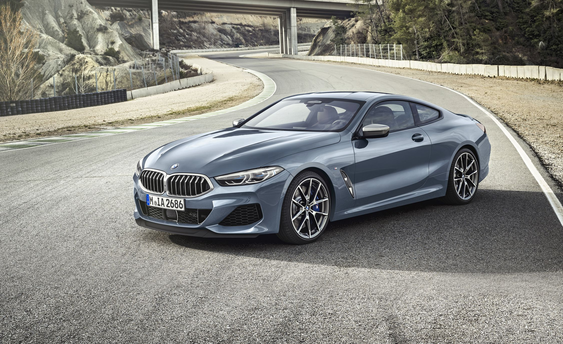 2019 BMW 8-series: History Doesn't Repeat, but It Rhymes