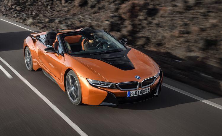Say Goodbye to Carbon-Fiber BMWs