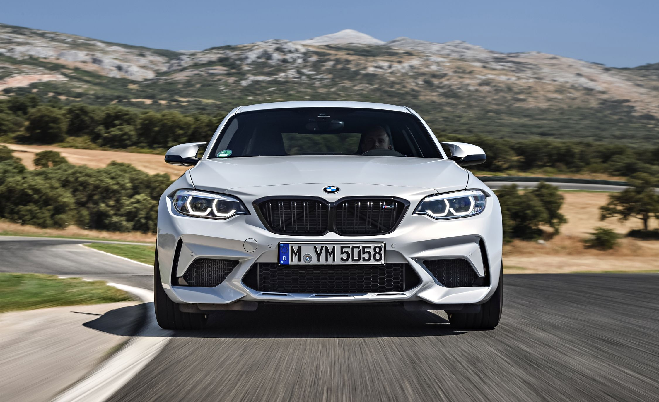 2019 BMW M2 Competition - Slide 1