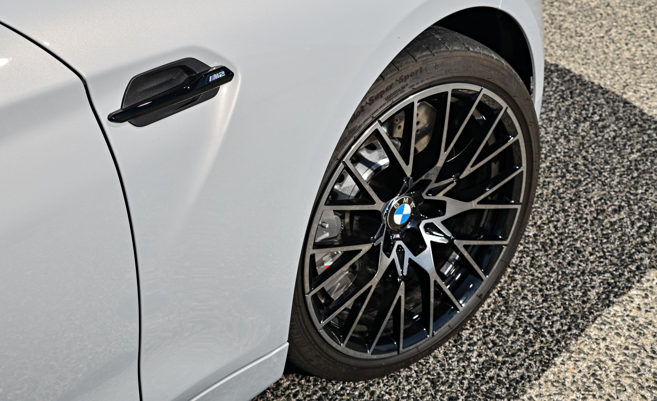 2019 BMW M2 Competition - Slide 39