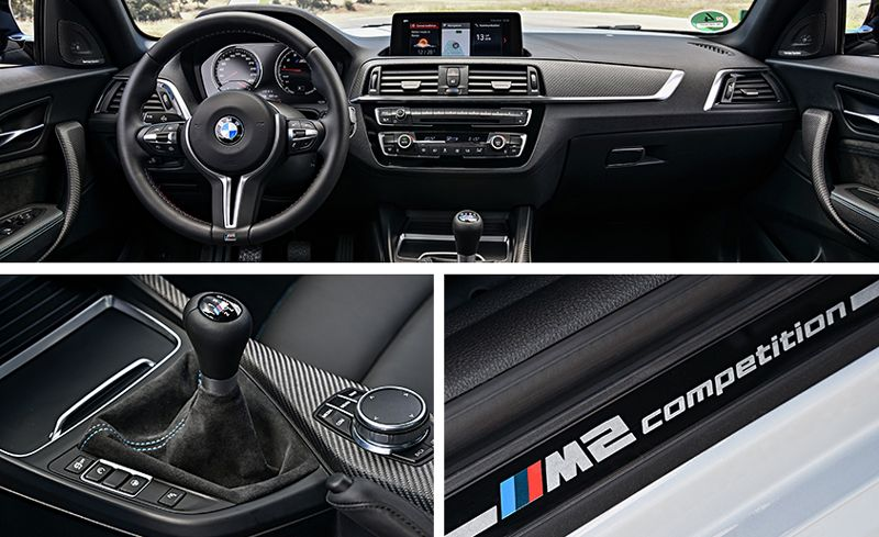 Bmw M2 Reviews Bmw M2 Price Photos And Specs Car And Driver