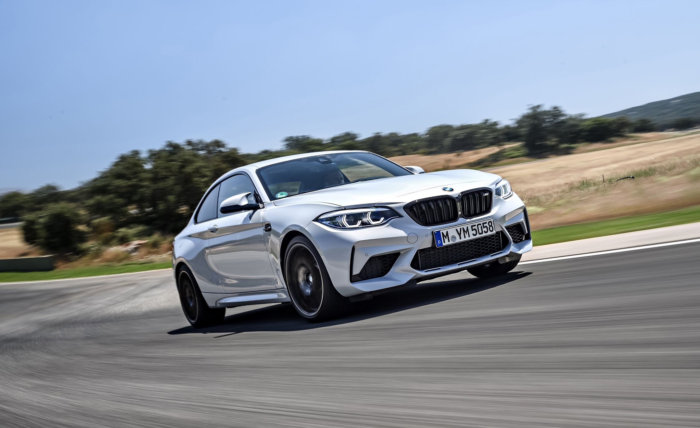 2019 BMW M2 Competition Photo Gallery