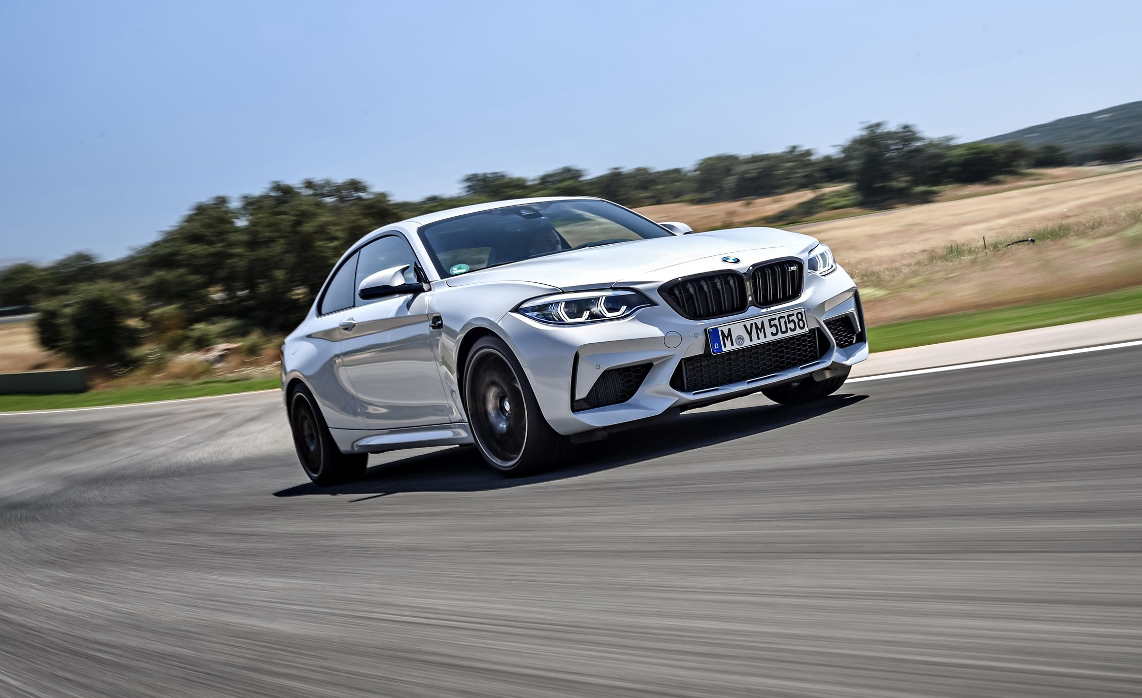 2019 Bmw M2 Reviews Price Photos And Specs Car Driver 2002 Engine Diagram Intake Competition