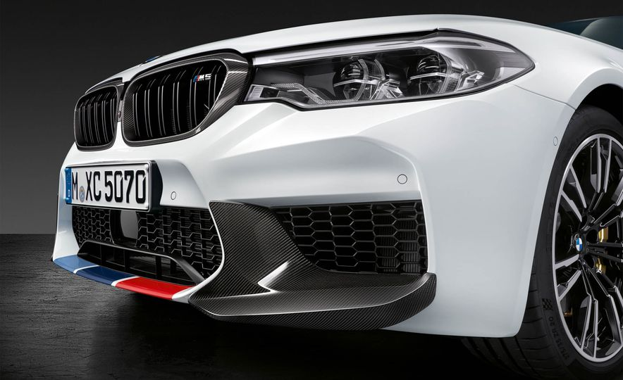 2019 BMW M5 Competition - Slide 3