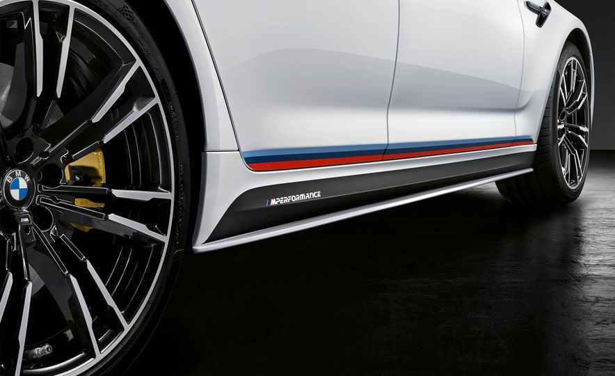 2019 BMW M5 Competition - Slide 5