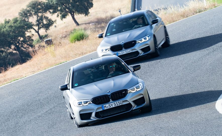 2019 BMW M5 Competition - Slide 9