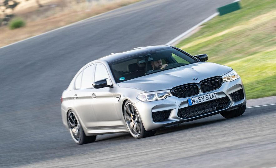 2019 BMW M5 Competition - Slide 11