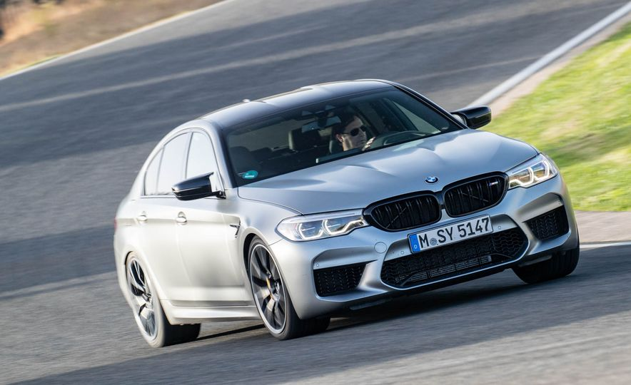 2019 BMW M5 Competition - Slide 12