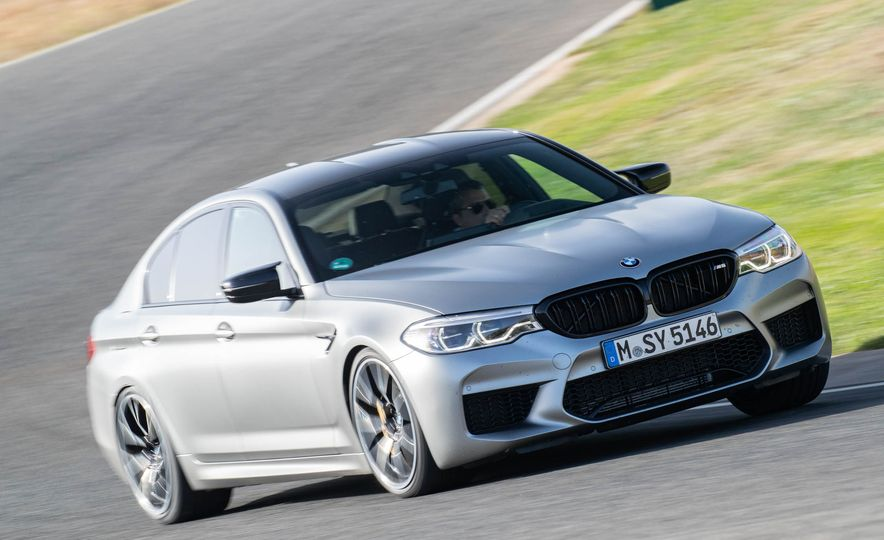 2019 BMW M5 Competition - Slide 13