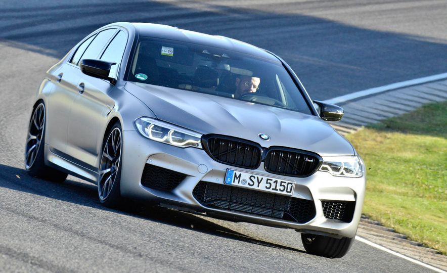 2019 BMW M5 Competition - Slide 15