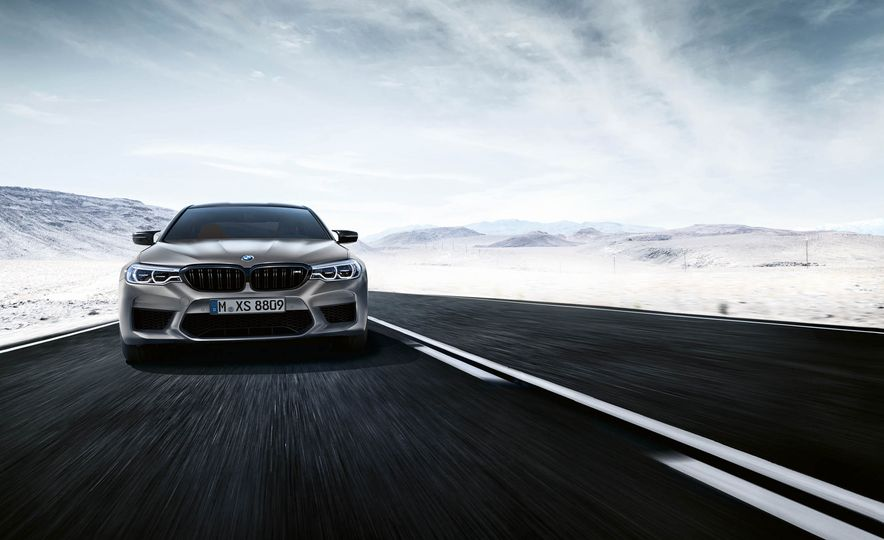 2019 BMW M5 Competition - Slide 17