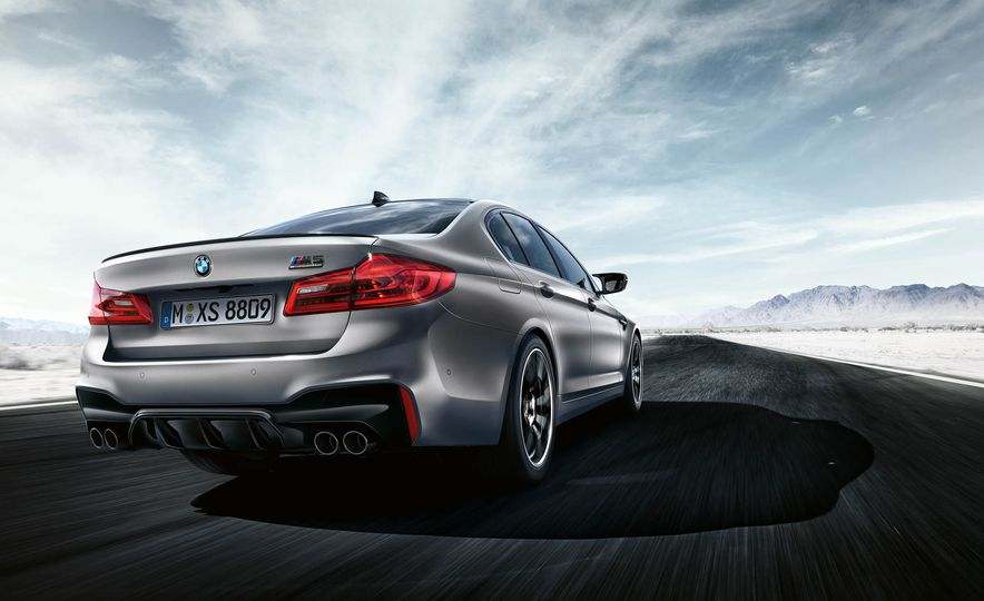 2019 BMW M5 Competition - Slide 20