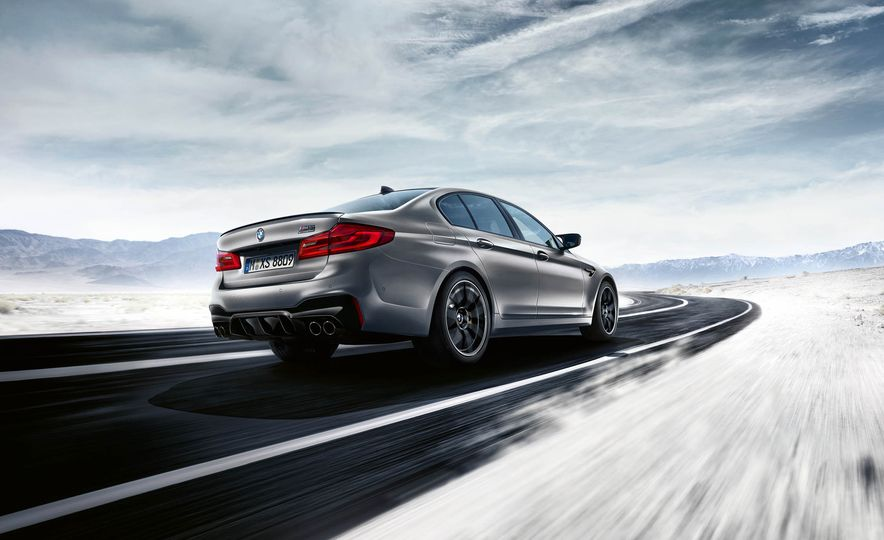 2019 BMW M5 Competition - Slide 21