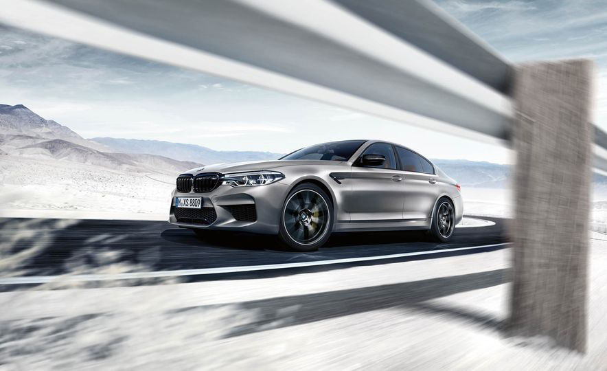 2019 BMW M5 Competition - Slide 22