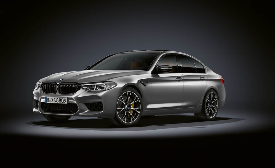 2019 BMW M5 Competition - Slide 23