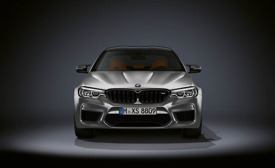 2019 BMW M5 Competition - Slide 27