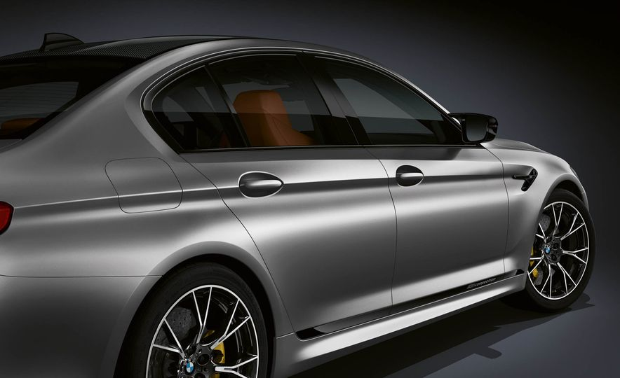 2019 BMW M5 Competition - Slide 29