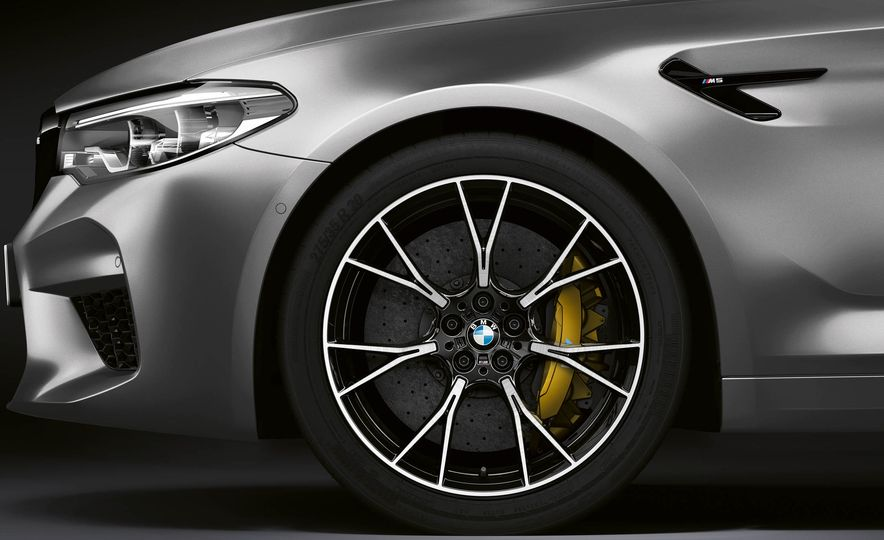 2019 BMW M5 Competition - Slide 31
