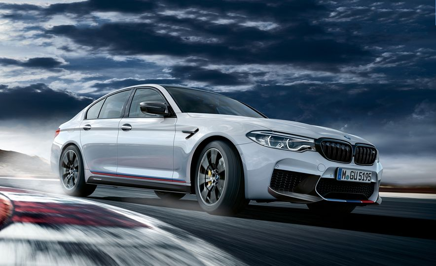 2019 BMW M5 Competition - Slide 1