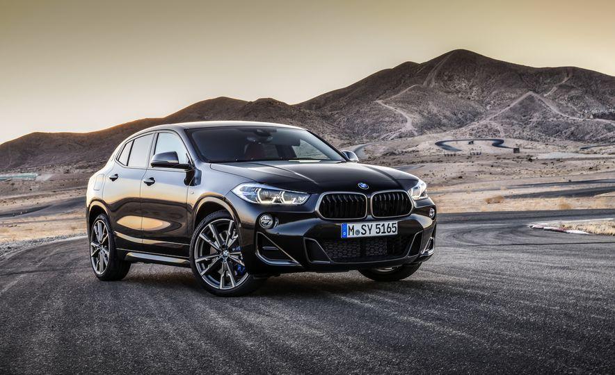 2019 BMW X2 M35i (Euro-spec) - Slide 1