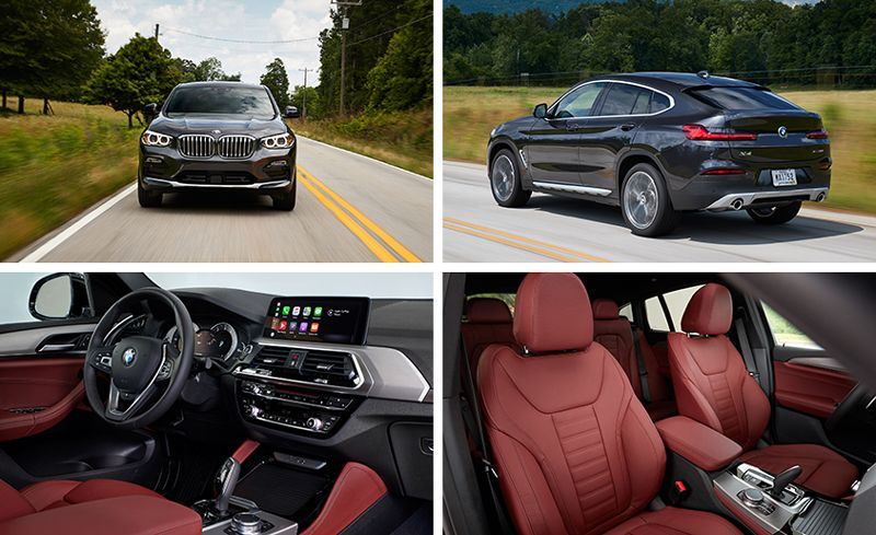 2019 Bmw X4 Reviews Bmw X4 Price Photos And Specs Car And Driver