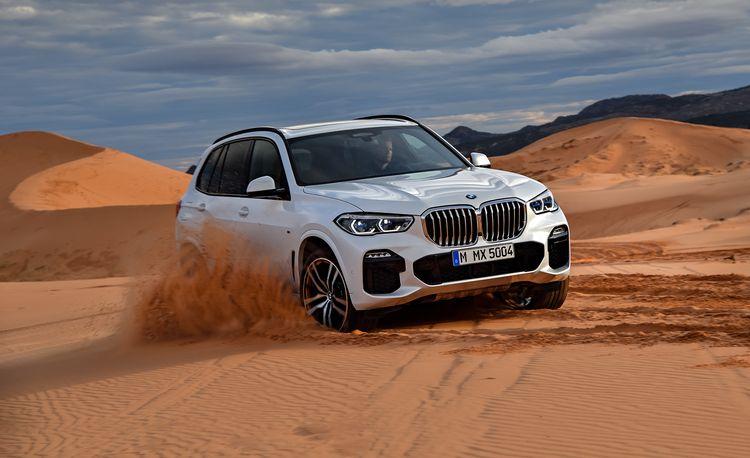 2019 BMW X5: Getting Back to Bimmer Basics?