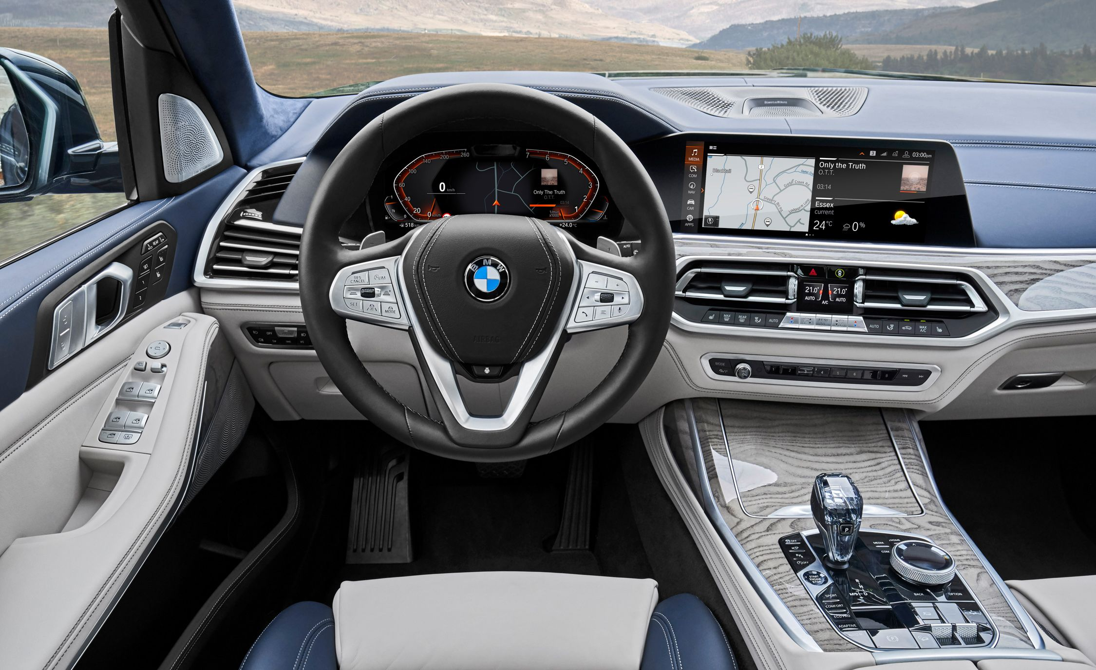 2019 bmw x7 reviews | bmw x7 price, photos, and specs | car and driver