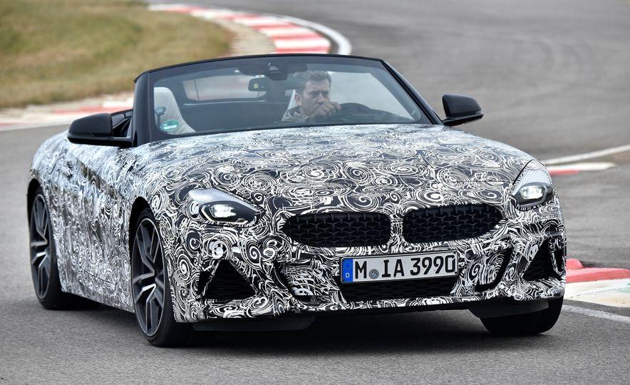 2020 BMW Z4 M40i prototype  - Slide 4