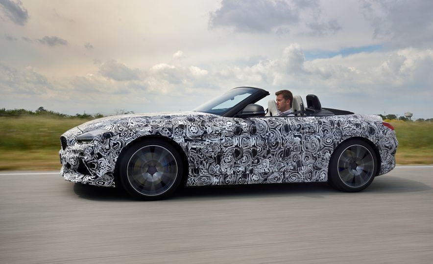 2020 BMW Z4 M40i prototype  - Slide 8