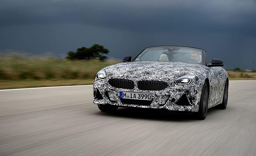 2020 BMW Z4 M40i prototype  - Slide 13