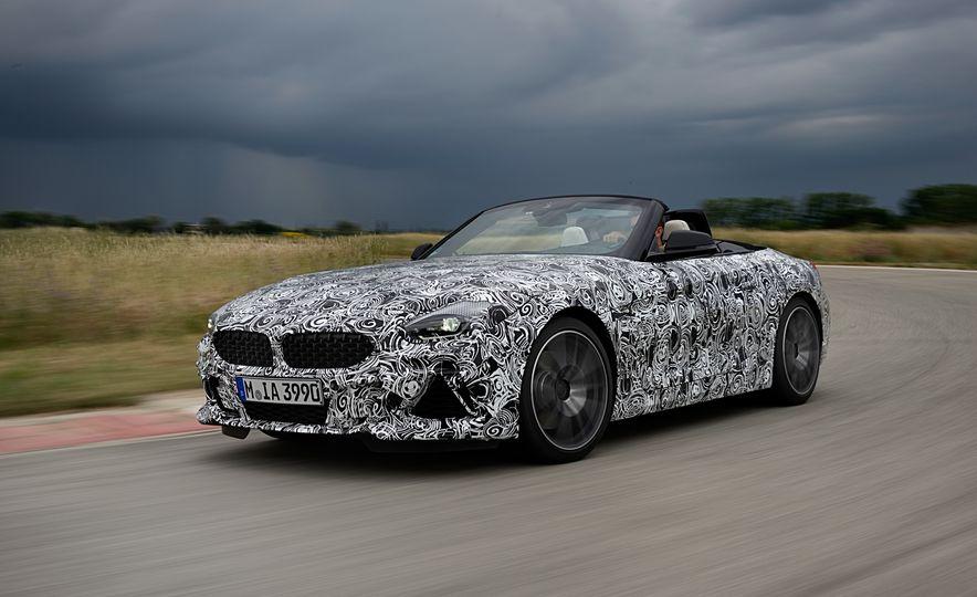 2020 BMW Z4 M40i prototype  - Slide 14