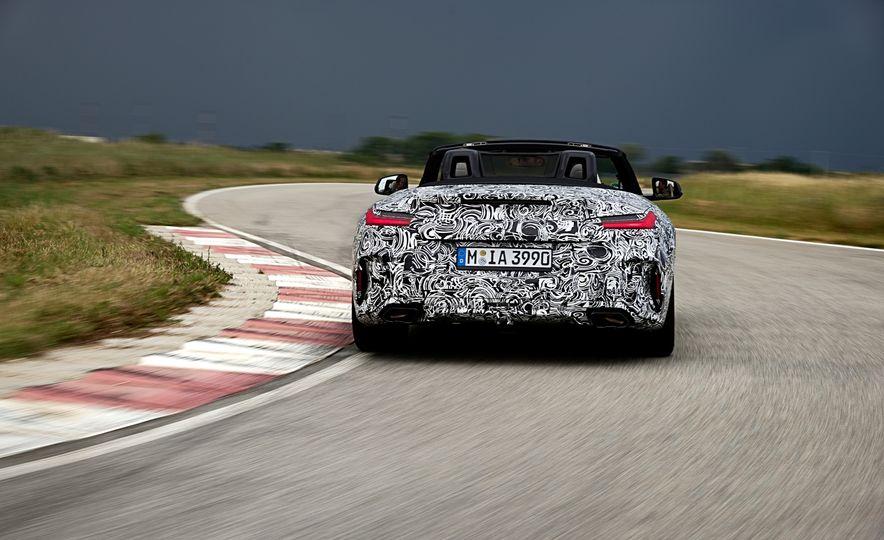 2020 BMW Z4 M40i prototype  - Slide 15