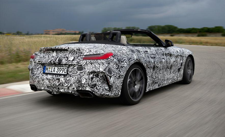 2020 BMW Z4 M40i prototype  - Slide 16