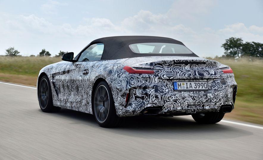2020 BMW Z4 M40i prototype  - Slide 18