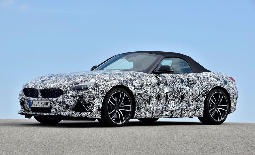 2020 BMW Z4 M40i prototype  - Slide 19
