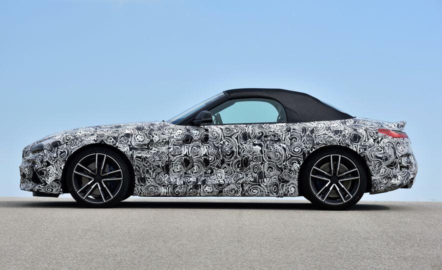 2020 BMW Z4 M40i prototype  - Slide 20