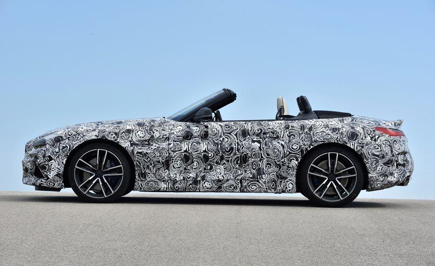 2020 BMW Z4 M40i prototype  - Slide 24