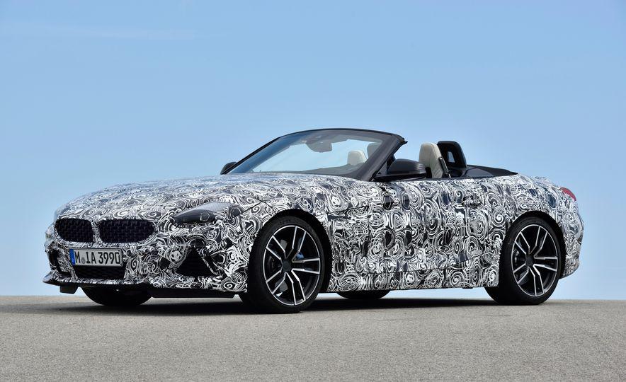 2020 BMW Z4 M40i prototype  - Slide 25