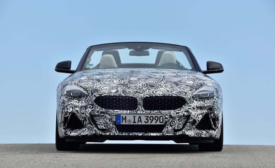 2020 BMW Z4 M40i prototype  - Slide 26
