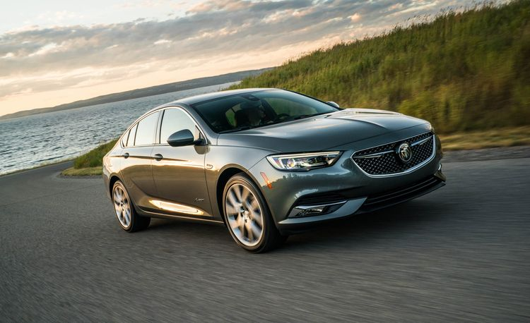 The Buick Regal Sportback Has an Avenir Version Now